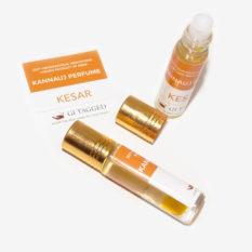 Kannauj Saffron perfume