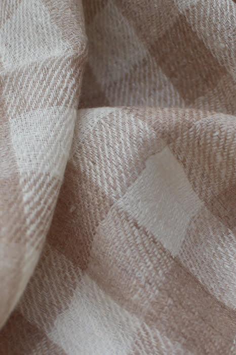 GiTAGGED Kullu Pashmina Stole (Checkered) 3