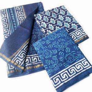 Sanganer salwar patterns