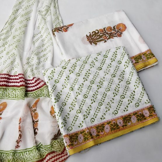 Jaipur cotton salwar kameez