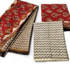 Chanderi salwar patterns