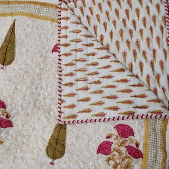 sanganeri comforters