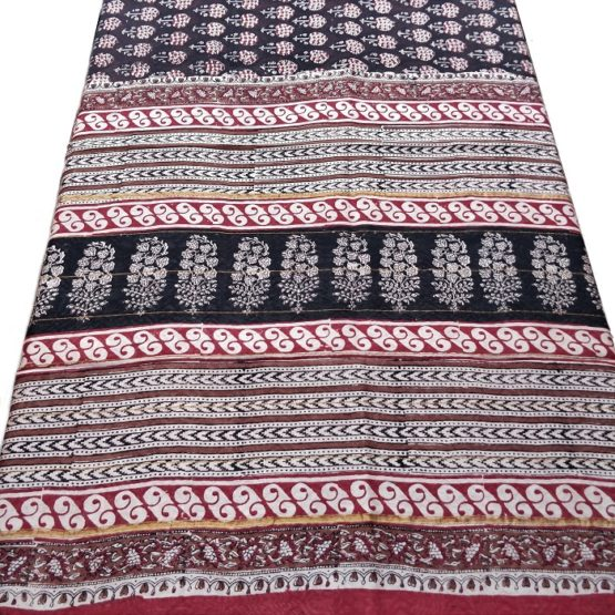 Chanderi cotton silk