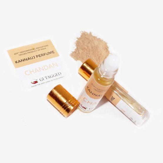 GI TAG INDIA - Kannauj Perfume