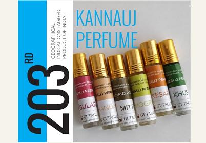 Kannauj Perfume