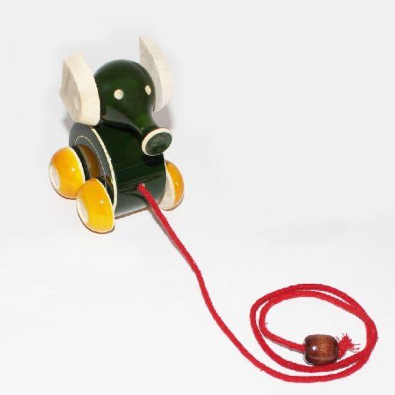 toy baby elephant