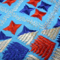 phulkari embroidery dupatta