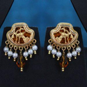 23kt Gold jewellery Set - GiTAGGED 2