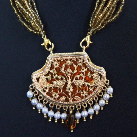 23kt Gold jewellery Set - GiTAGGED 3