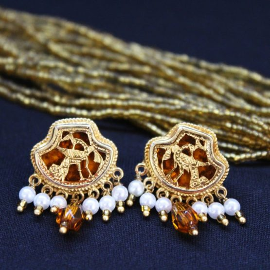 23kt Gold jewellery Set - GiTAGGED 4