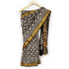 beautiful chanderi sarees