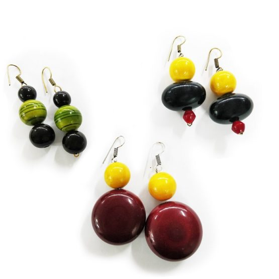Fashion Jewelry Earring Combo 2 - Geographical Indications