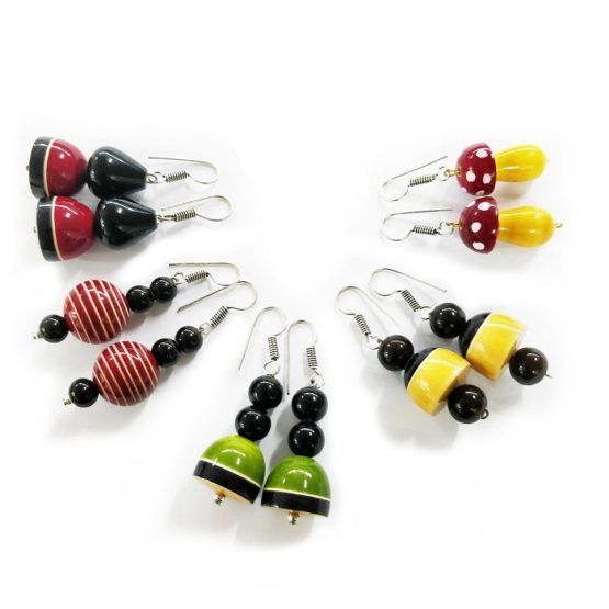 Fashion Jewelry Earring Combo 4 - Geographical Indications