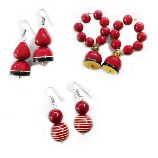 Fashion Jewelry Earring Combo 8 - Geographical Indications