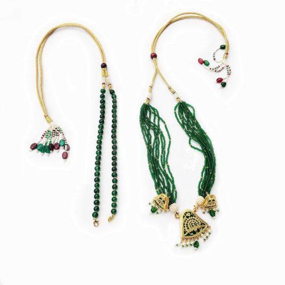 rajasthani thewa ornaments
