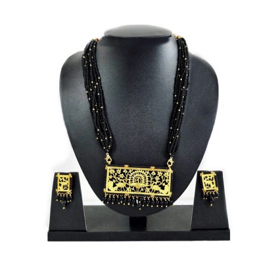 traditional thewa necklace designs