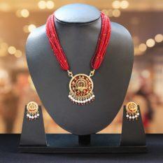 Gold Jewellery Set Online 1