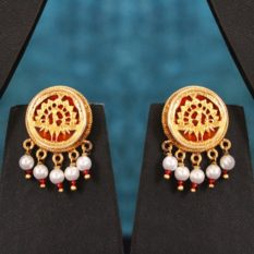 Gold Jewellery Set Online 2