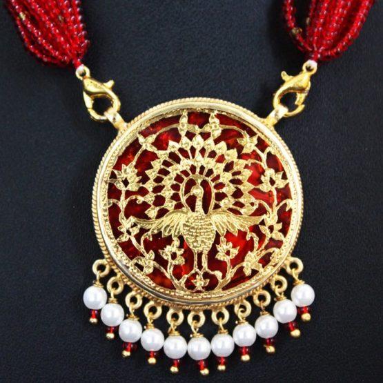 Gold Jewellery Set Online 3