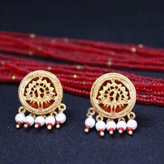Gold Jewellery Set Online 5