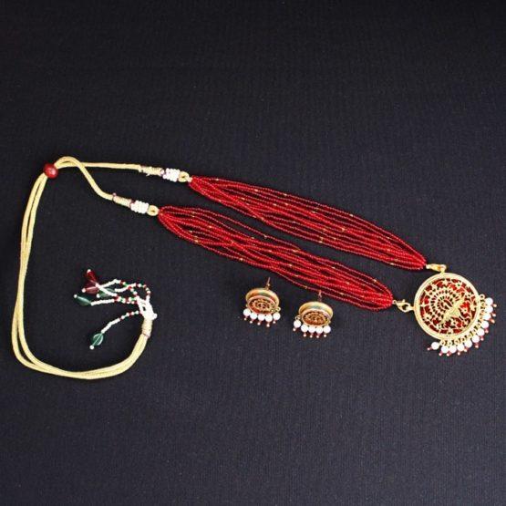 Gold Jewellery Set Online 6