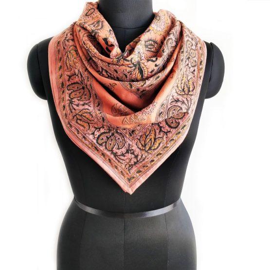 kalamkari scarfs
