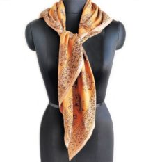 kalamkari scarf design