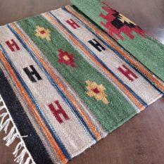 mirzapur handwoven carpet