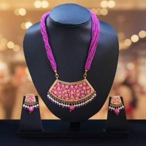 Pink Gold Jewellery Online 1