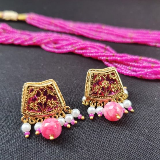 Pink Gold Jewellery Online 4