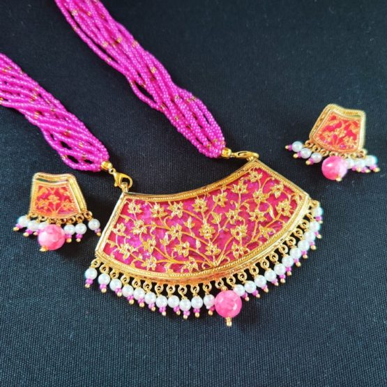 Pink Gold Jewellery Online 5