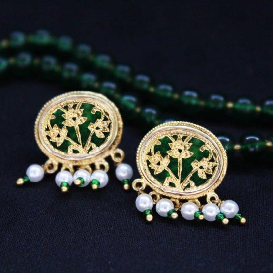 Thewa Art Floral Jewellery Online 4