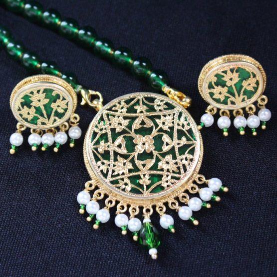 Thewa Art Floral Jewellery Online 5