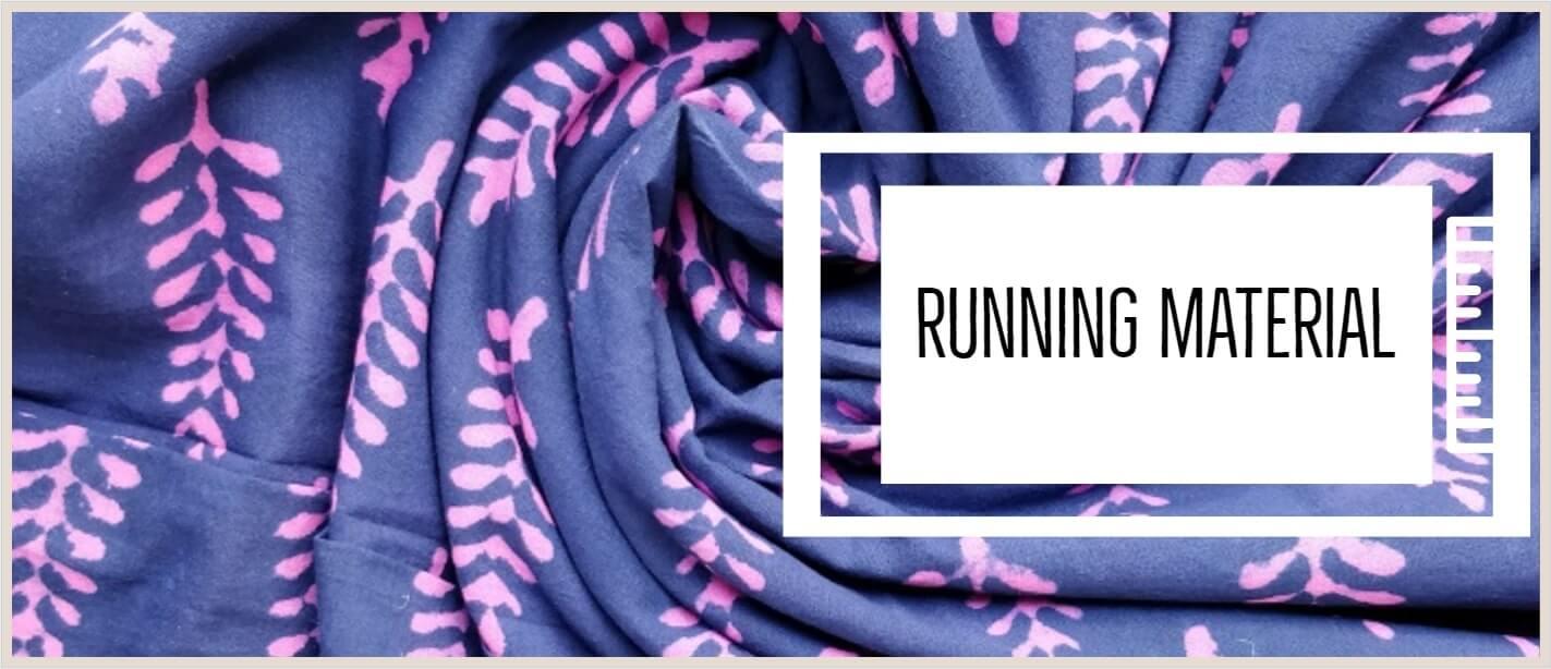 Running Material