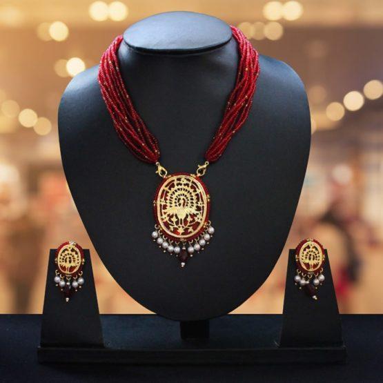 Gold jewellery Set - GiATGGED1