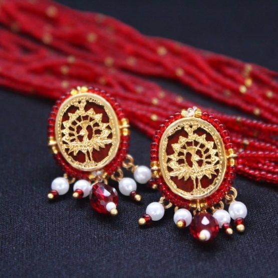 Gold jewellery Set - GiATGGED4