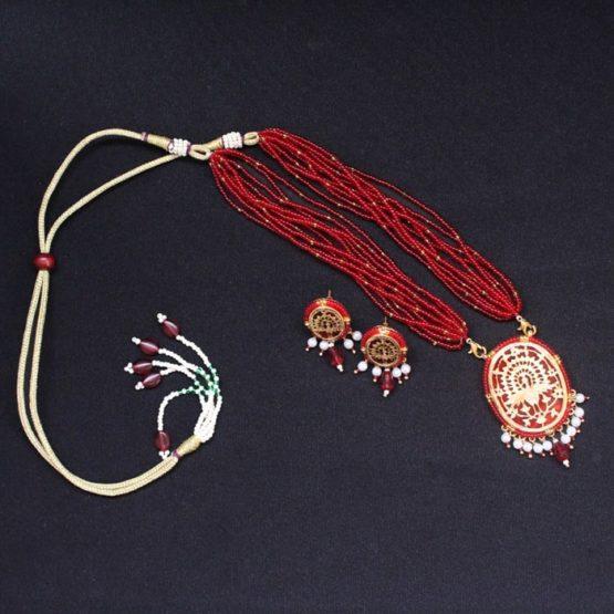Gold jewellery Set - GiATGGED 6