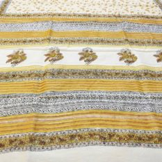Sanganer Chanderi cotton Saree