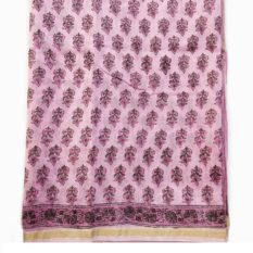 sanganer cotton silk saree