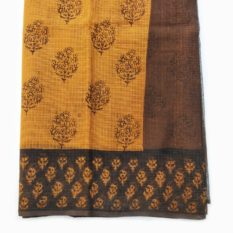 sanganer kota doria cotton silk saree