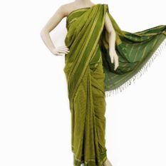 combed cotton saree