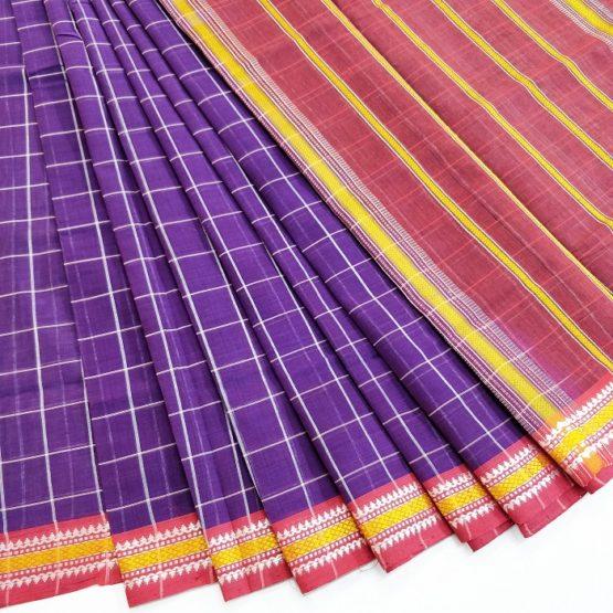 udupi hand woven saree