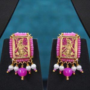 traditional thewa gold jewellery 2