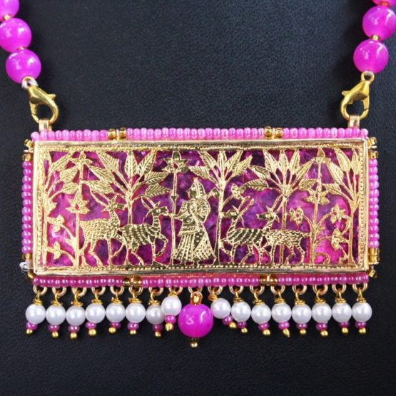 traditional thewa gold jewellery 3