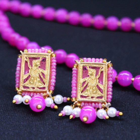 traditional thewa gold jewellery 4