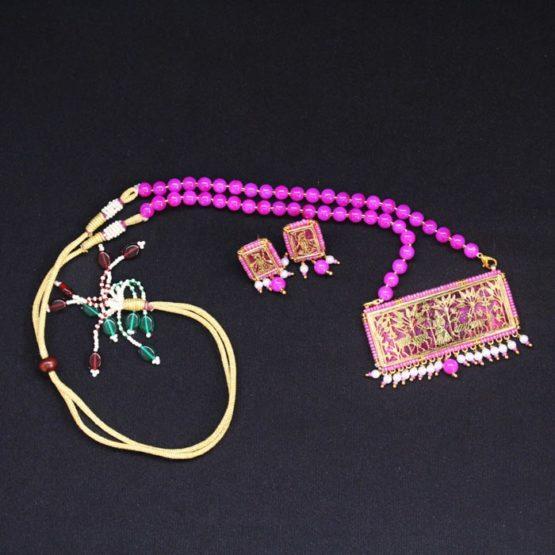 traditional thewa gold jewellery 6