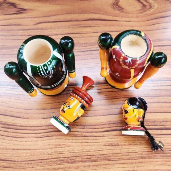 tikoppaka Couple Toy - GiTAGGED