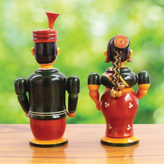 Etikoppaka Couple Toy Online (3)