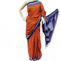 ilkal cotton saree