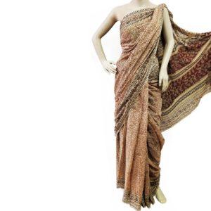 kalamkari printed fabric